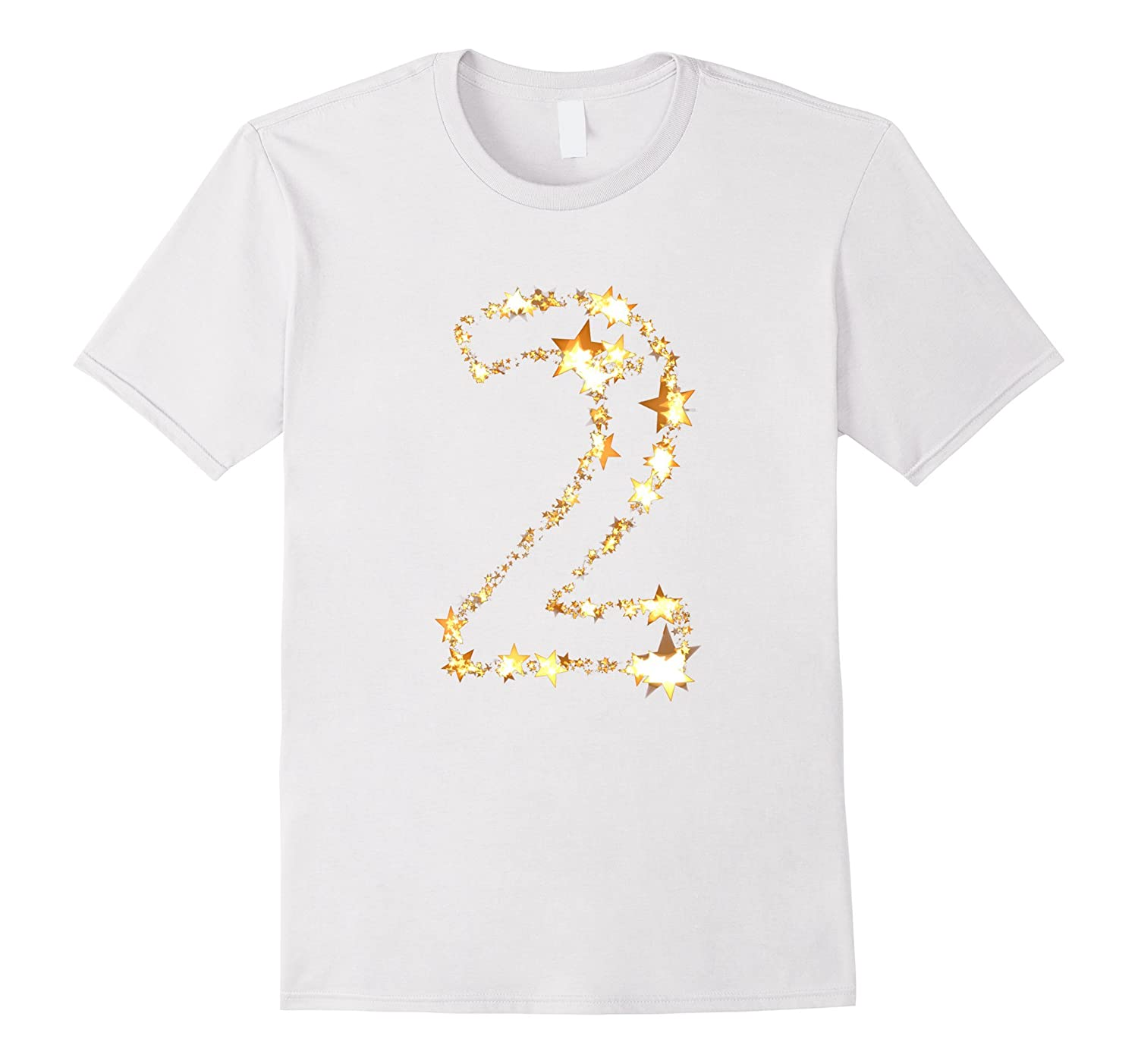 Number 2 T Shirt For Birthday