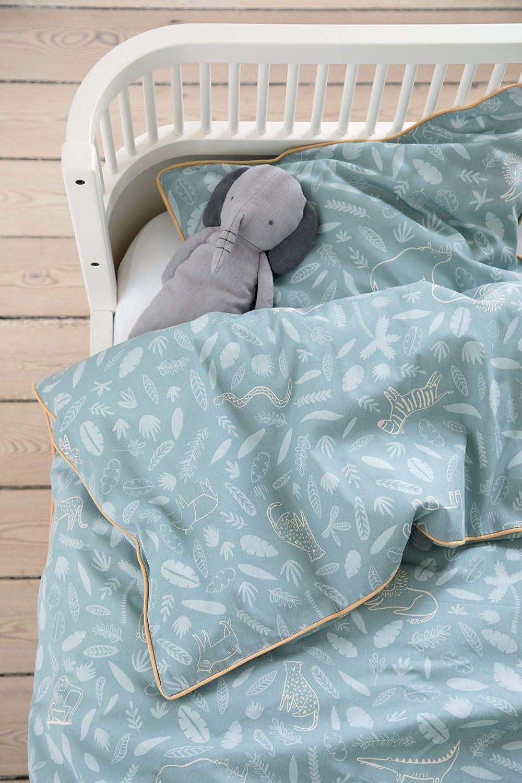 Sebra Linge de lit en Eucalyptus