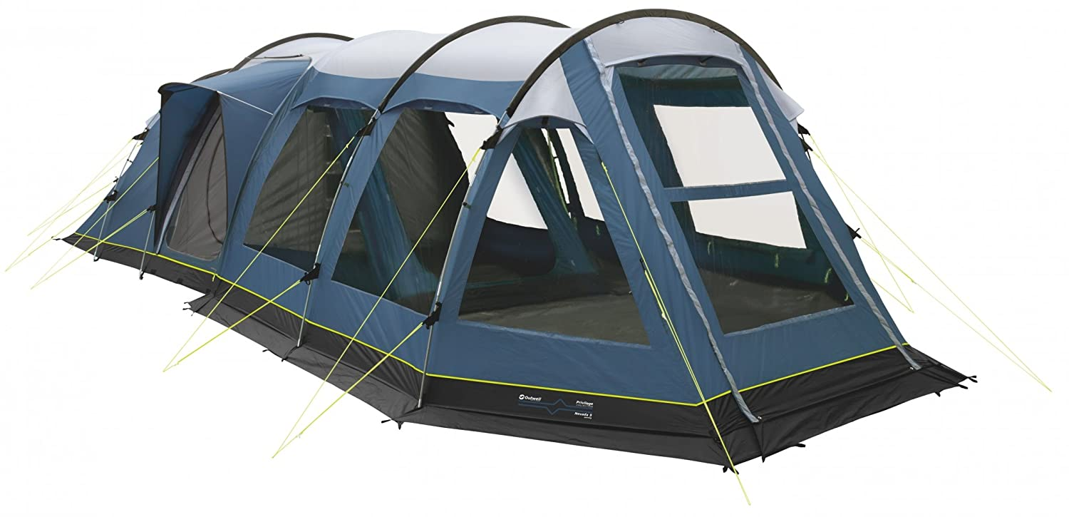 Outwell Nevada 5 Front Awning blue