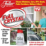 Amazon Price History for:AS SEEN ON TV!! Full Crystal Window and All Purpose Cleaner sparkle BEST way to take care of your outdoor cleaning tasks!!