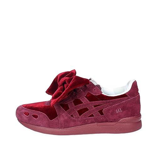 Asics Tiger Gel Lyte W Schuhe burgundy