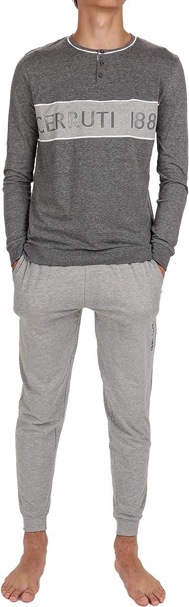 Pijama de algodón para hombre de la marca Cerruti 1881 ...