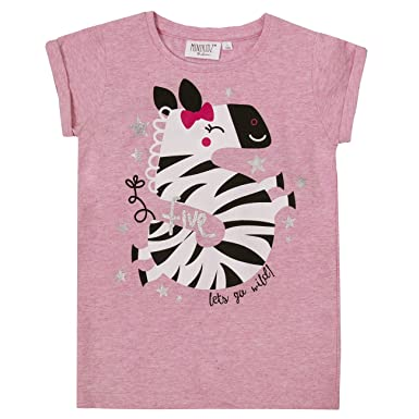 1ccc67eb Childrens/Boys/Girls Birthday/I Am/Age Number T-Shirt/1 2 3 4 5 6 Year (5  Years Girl): Amazon.co.uk: Clothing