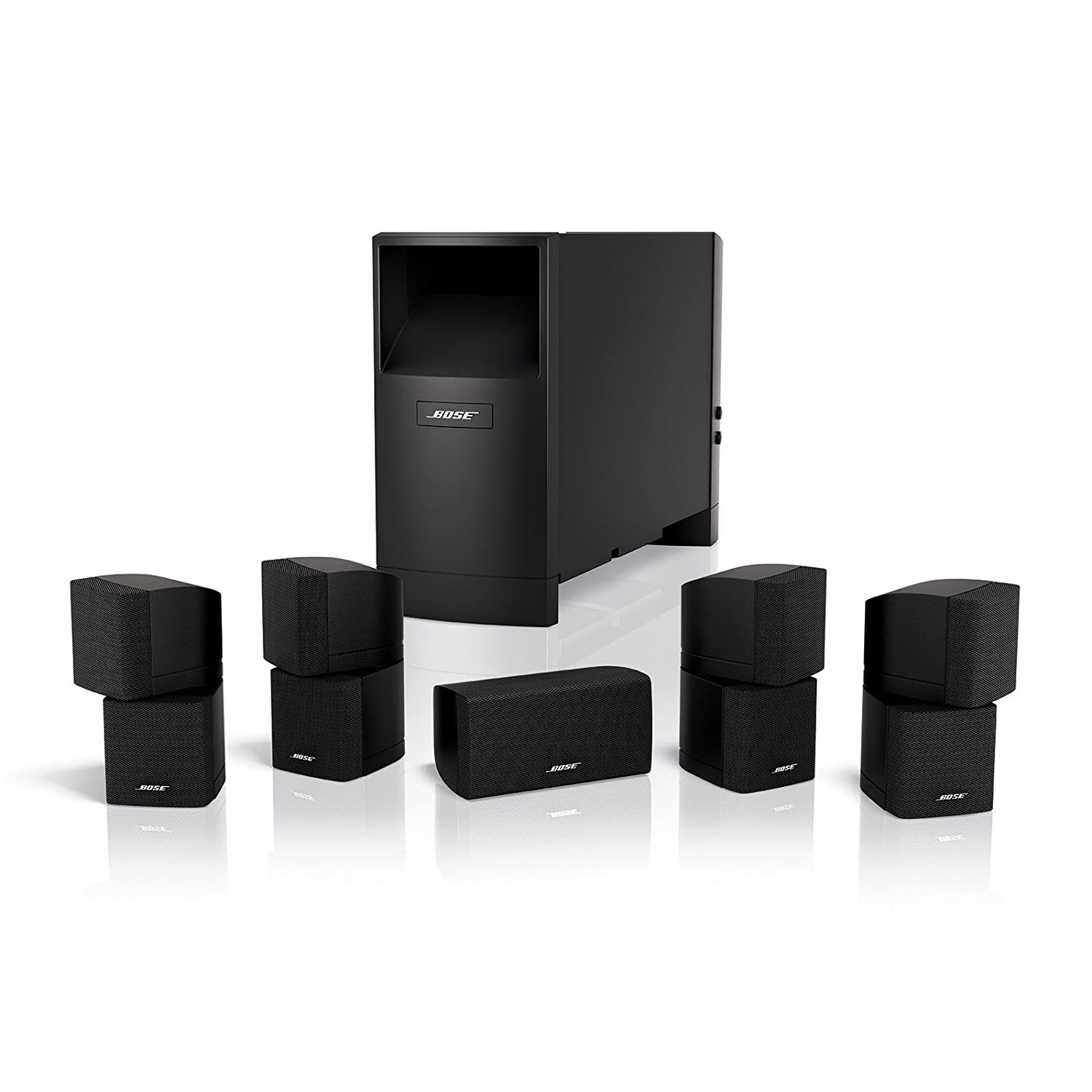 Amazon.com: Bose Acoustimass 10 Series IV Home Entertainment Speaker ...