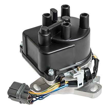 Amazoncom Ignition Distributor For 96 01 Honda Acura B16a B16a2