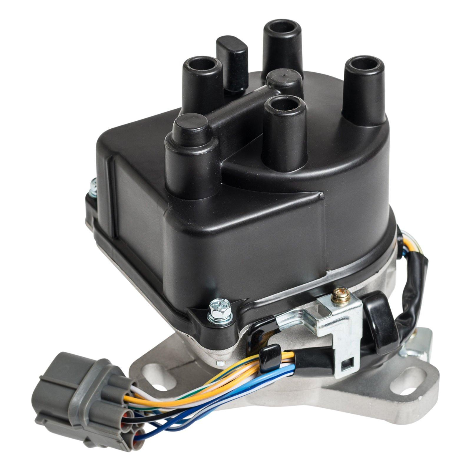 Ignition Distributor for 96-01 Honda Acura B16A B16A2 B18C DOHC VTEC fits TD-81U/TD81U