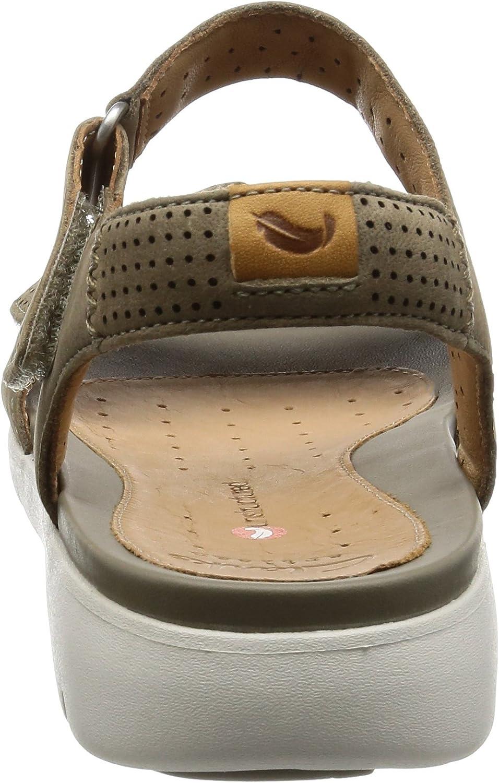 Clarks Un Saffron Womens Casual Sandals