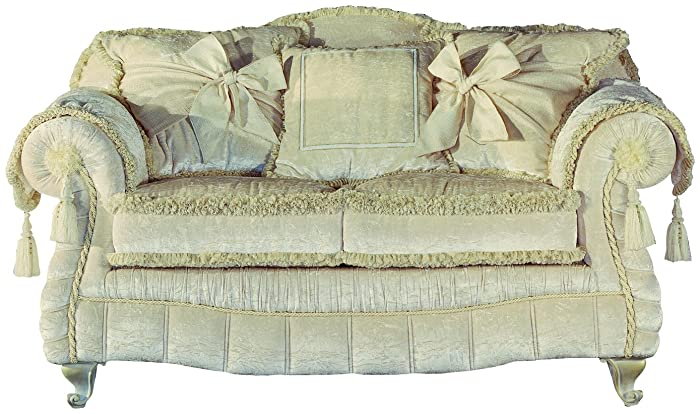 Amazon.com: Camas, Sofa Mod. Titian, Fringed, Colors and ...
