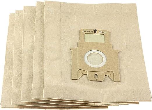 Bolsas de repuesto para aspiradoras HOOVER TELIOS SENSORY ARIANNE H30 (5 unidades): Amazon.es: Hogar