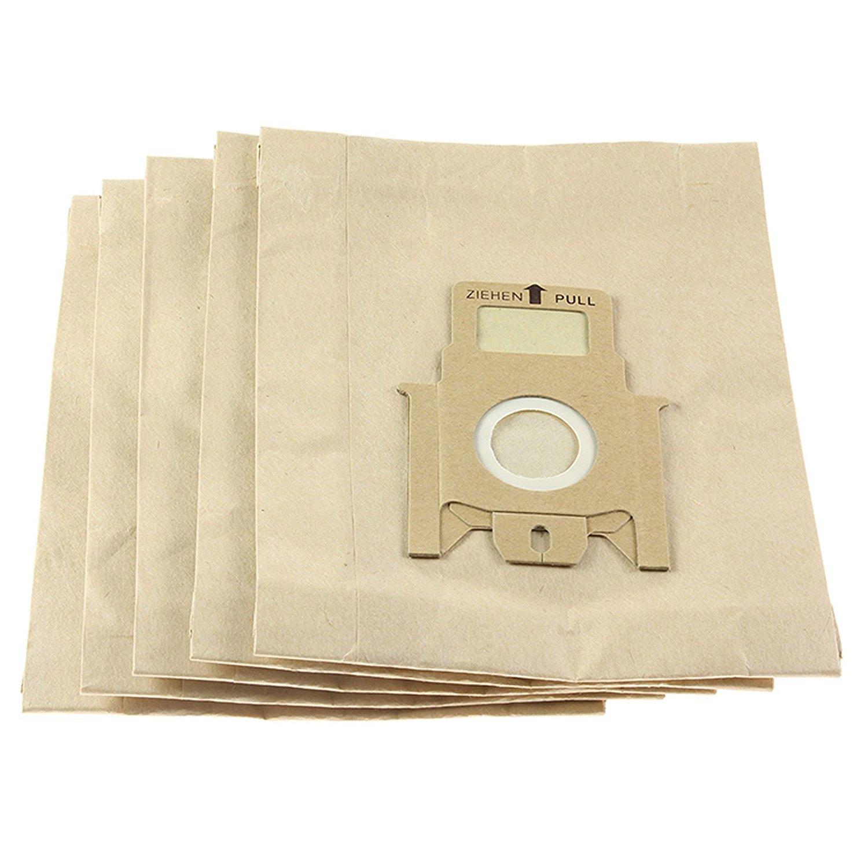 Hoover - Sacchi di ricambio per aspirapolvere HOOVER TELIOS ARIANNE SENSORY H30, confezione da 5