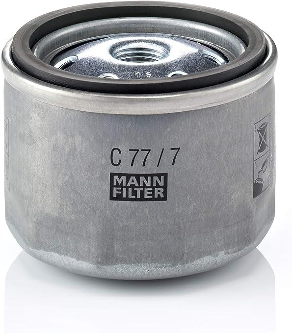 Original Mann Filter Luftfilter C 77 7 Für Nutzfahrzeuge Auto