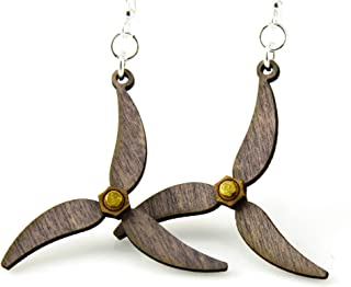 product image for Propellers Earrings