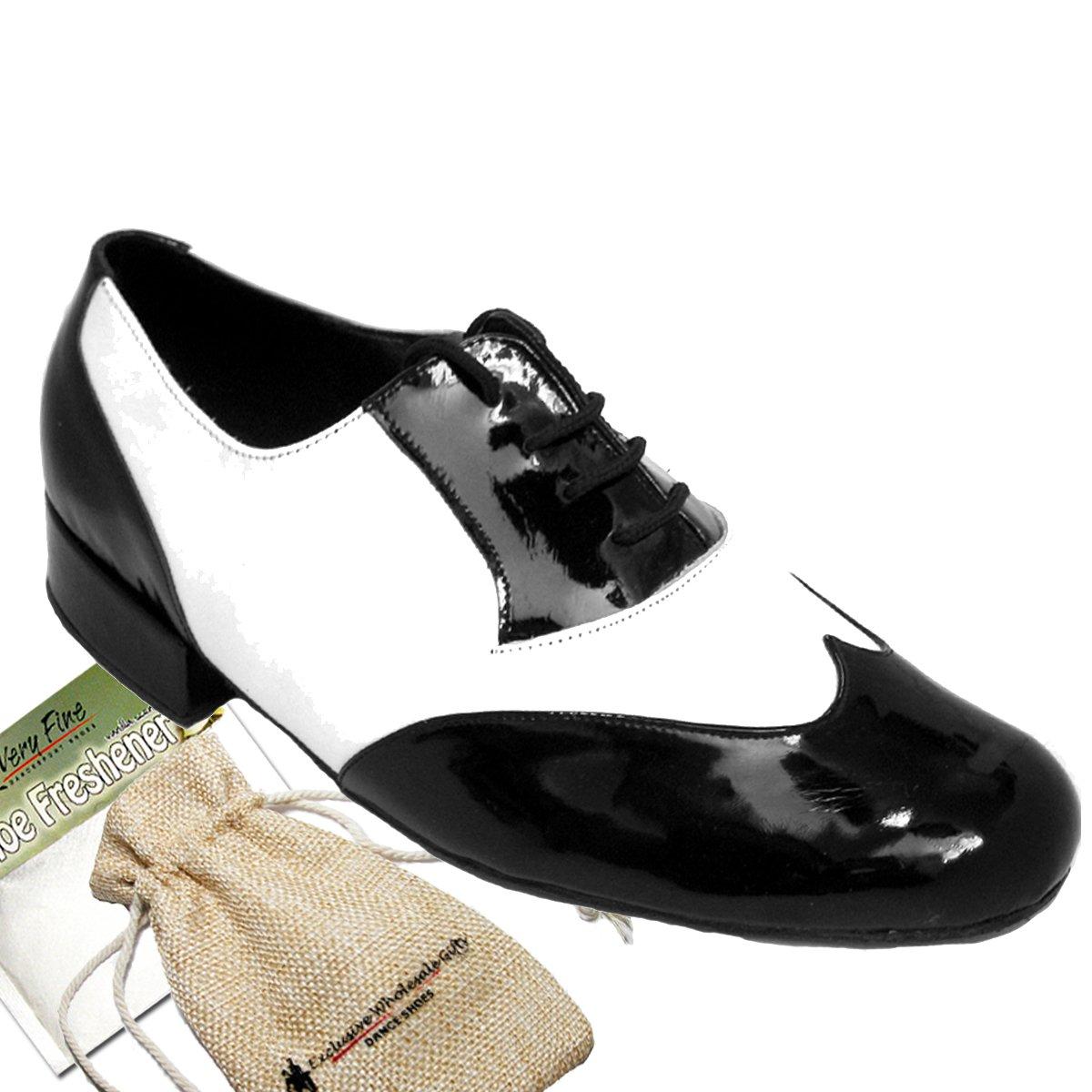 [Very Fine Dance Shoes] メンズ B075H37QY2 10.5 M US: 1