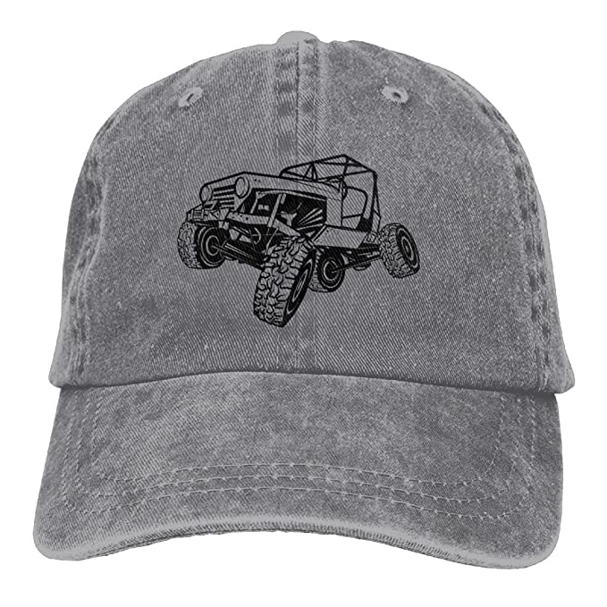 48ac0dbf956 Interesting Cool Jeep Denim Hat Adjustable Casual Baseball Caps at ...