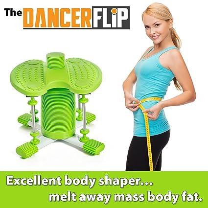acfa6d90f7 Amazon.com   Dancer Flip - Jump ! Twist !   Turn! Full Body Fun ...