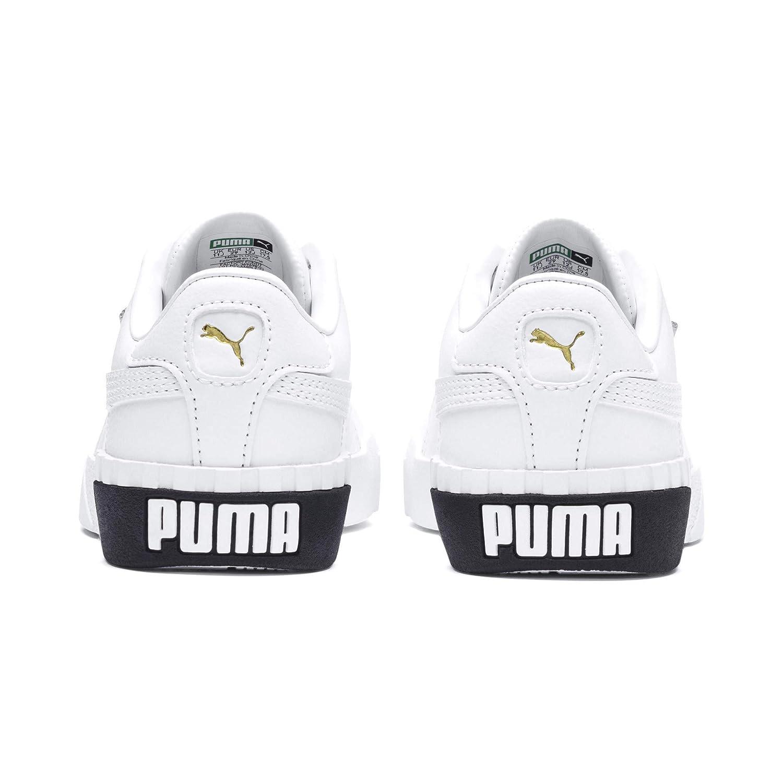 Puma Sneakers Cali PS Bianco Nero 369698 03 (29 Bianco