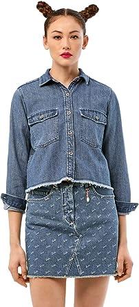 Salsa Camisa fit Regular Barbie con Tira Brillante: Amazon.es: Ropa y accesorios