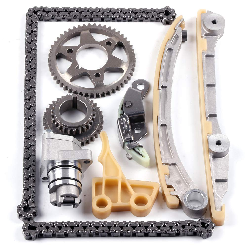 AUTOMUTO Timing Chain Parts fits for 2000 2001 2002 2003 Honda S2000 2.0L 1997CC l4 Gas DOHC Naturally Aspirated