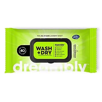 Amazon.com: dreambly hojas 5 Pack – todo en uno detergente ...