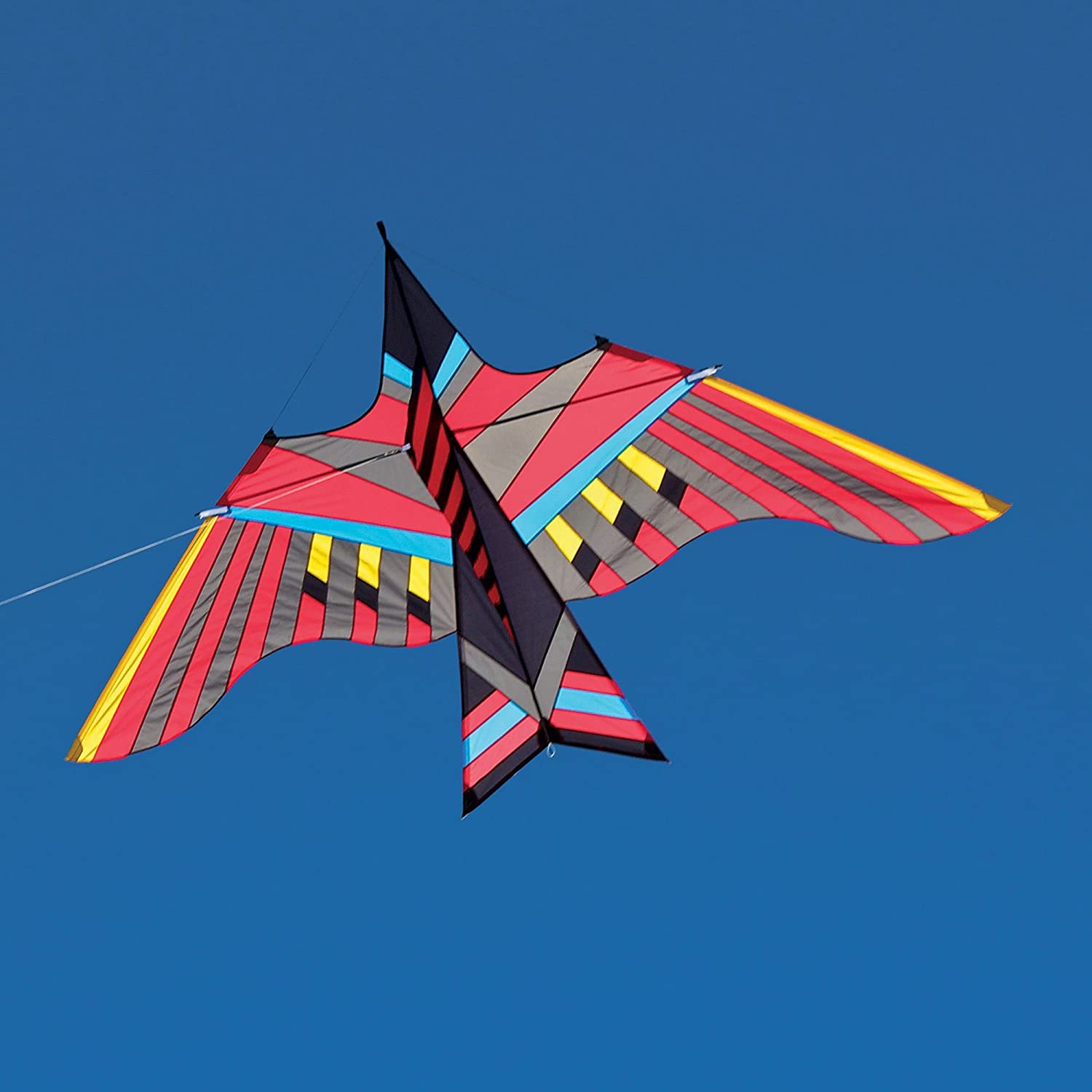Into The Wind George Peters Cloud Bird Kite Ahi Toys Games Kites Wind Spinners