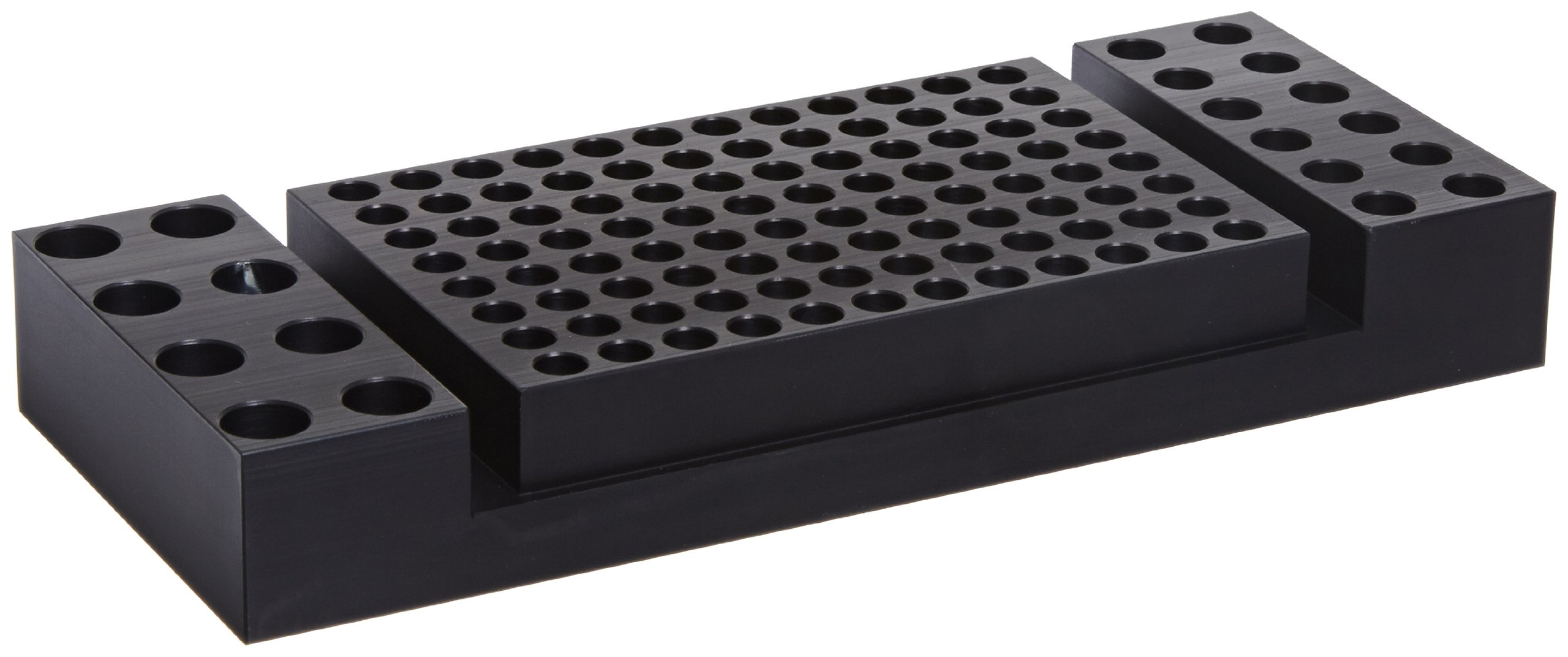 Chemglass CLS-3620-01 Aluminum Cool Block for 96 Well PCR Plates/Tubes
