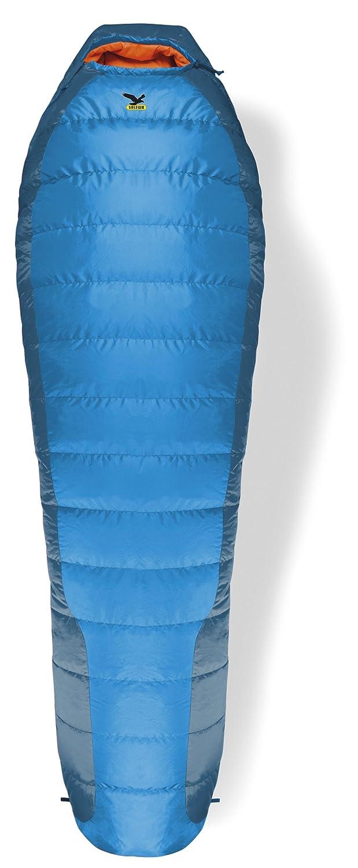 SALEWA Spice 3 Sb - Saco de dormir sintético azul Polar Blue Talla:LEFT: Amazon.es: Deportes y aire libre