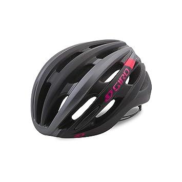 Giro – Casco de Bicicleta Saga, Todo el año, Mujer, Color Mat Black