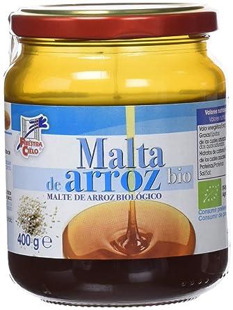 Malta de arroz - La Finestra sul Cielo - caja de 4 uds de 400 gr