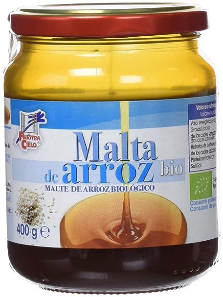 La Finestra Sul Cielo Malta de Arroz - Paquete de 4 x 400 gr - Total