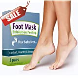 Foot Peel Mask Exfoliating (3 pairs) - Foot Peeling Mask (2 pairs)