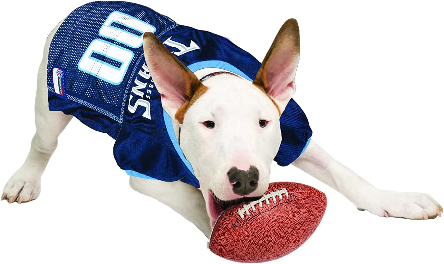 Pets First Tennessee Titans NFL Dog Jersey