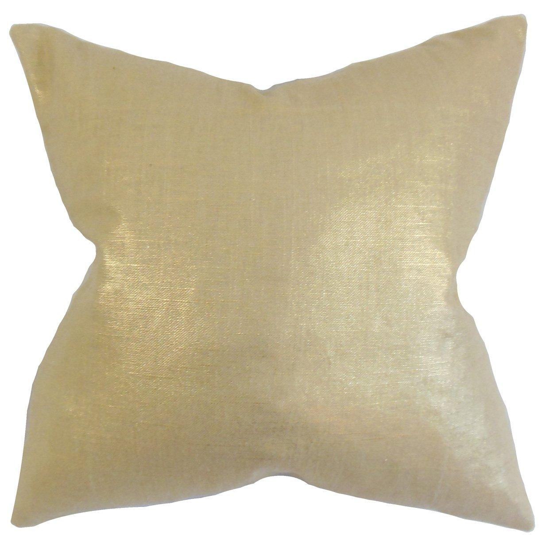 The枕コレクションp20-d-32615-carmel-55l45 C Berquistソリッド枕、キャラメル、20