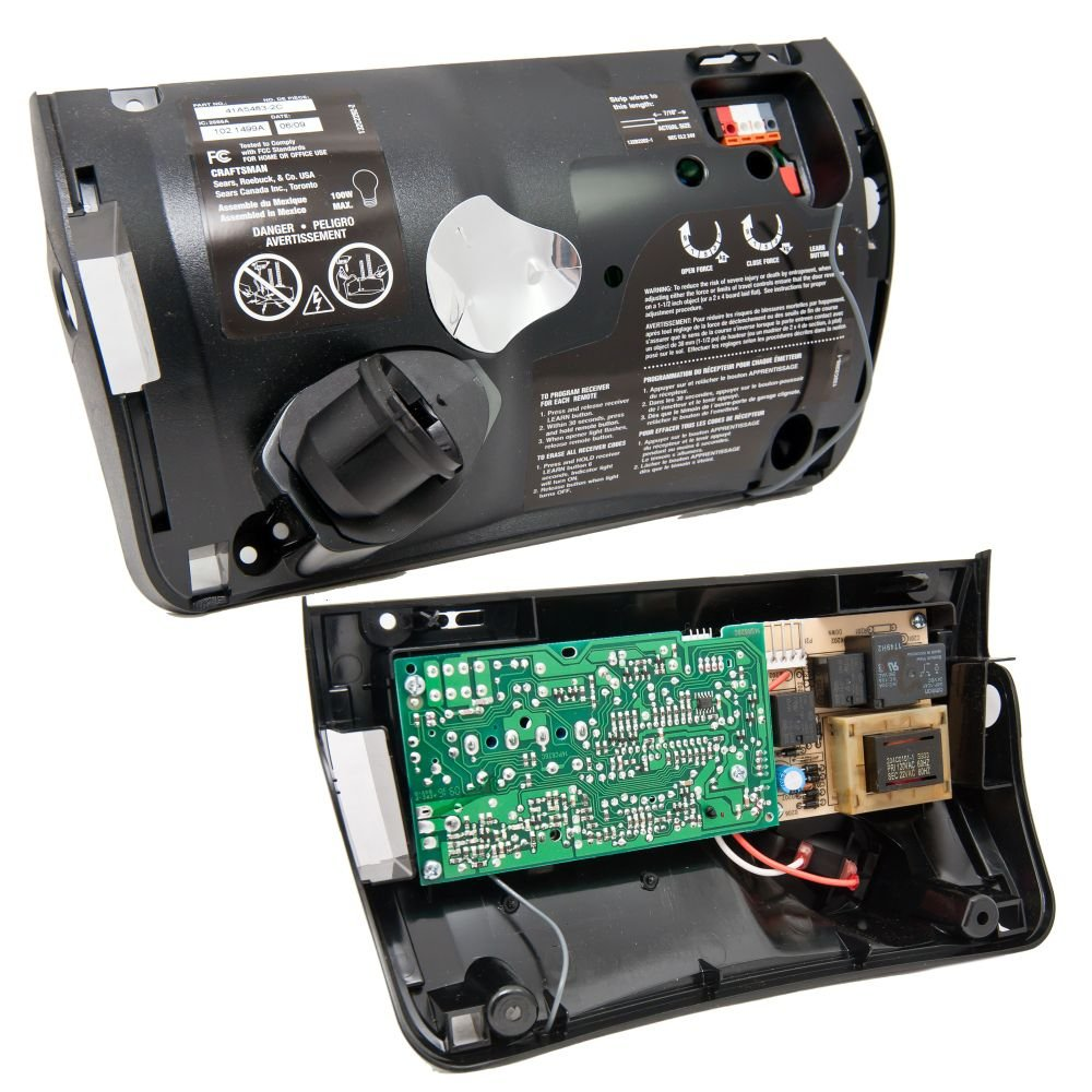 Chamberlain Garage Door Opener Circuit Board Gallery