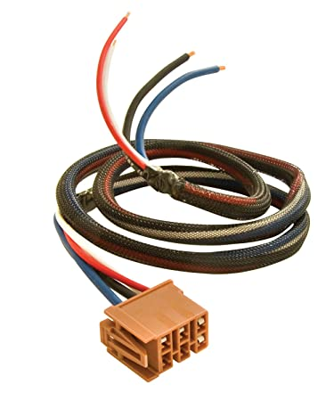 71HlubhpBdL._SY450_ amazon com reese towpower (74438) brake control adapter harness reese wiring harness at mifinder.co