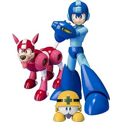 Bandai Tamashii Nations Megaman, D-Arts: Toys & Games