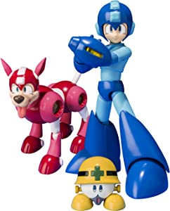 Bandai Tamashii Nations Megaman, D-Arts