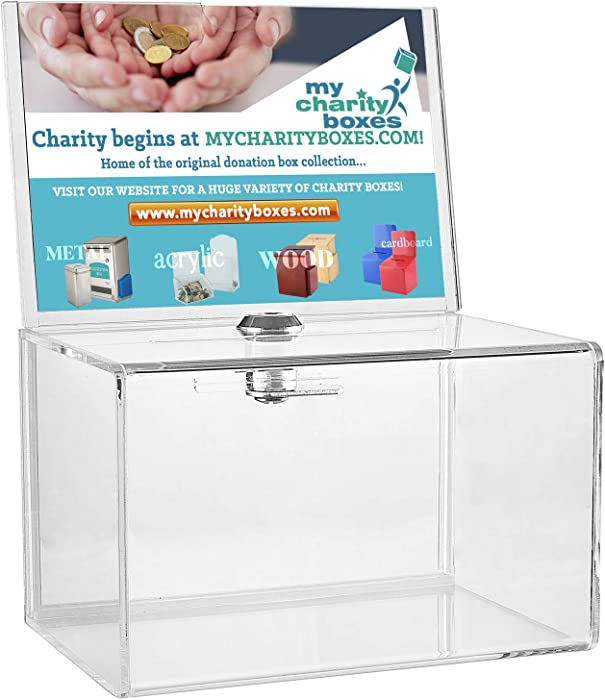 Top 10 Food Donation Boxes For Charities
