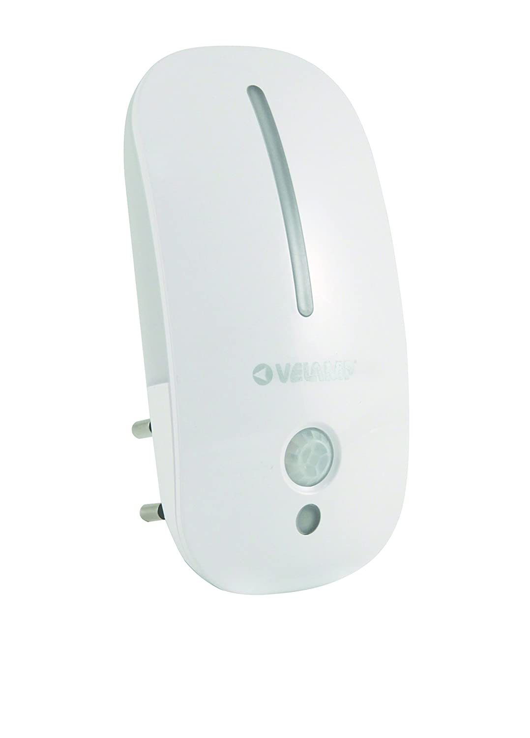 Velamp IL25LED Mouse Light Punto luz Con luz De Cortesía LED y DeteCtor De movimiento Con infrarrojos: Amazon.es: Iluminación
