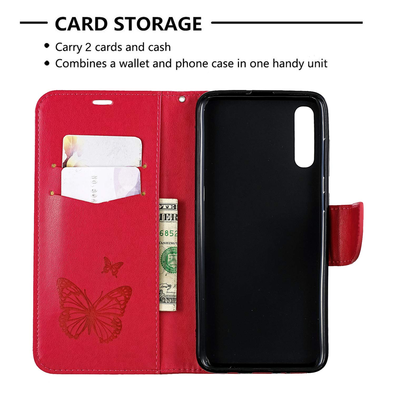 Amazon.com: Cfrau Wallet Case with Black Stylus for Samsung ...