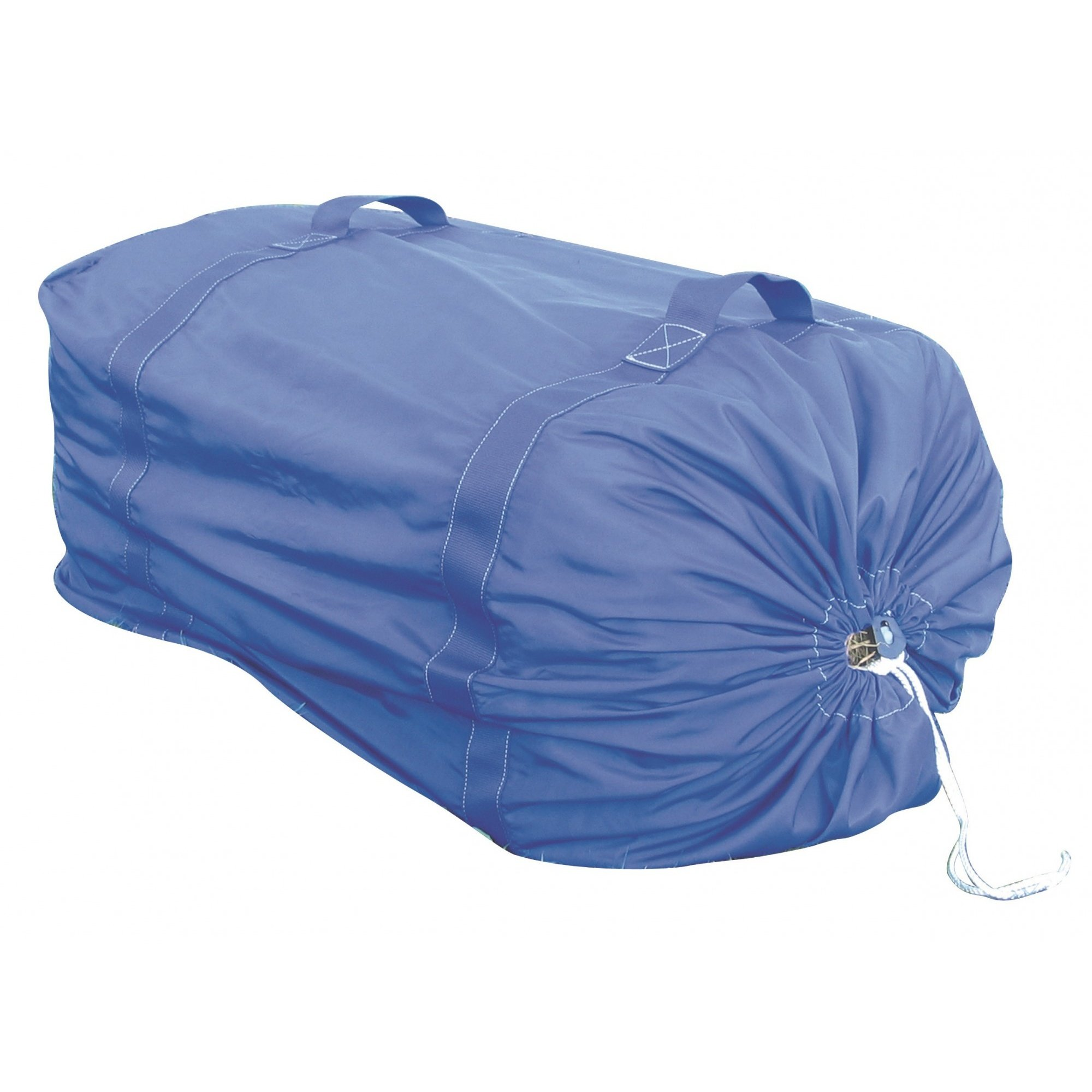 Moorland Rider Bale Carry Sack (46 x 23.6in) (Blue) by Moorland Rider