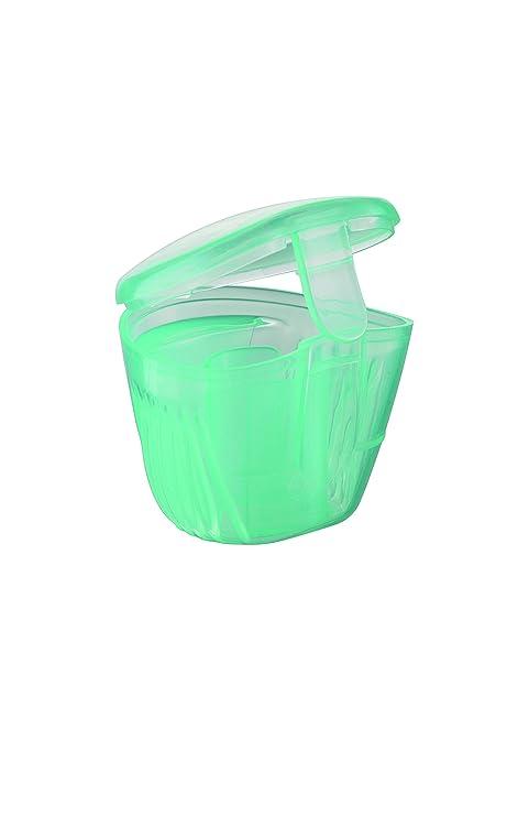 Dorel Bébé Confort 30000550 - Caja Esterilizadora De Chupetes (color azul/rosa aleatorio)