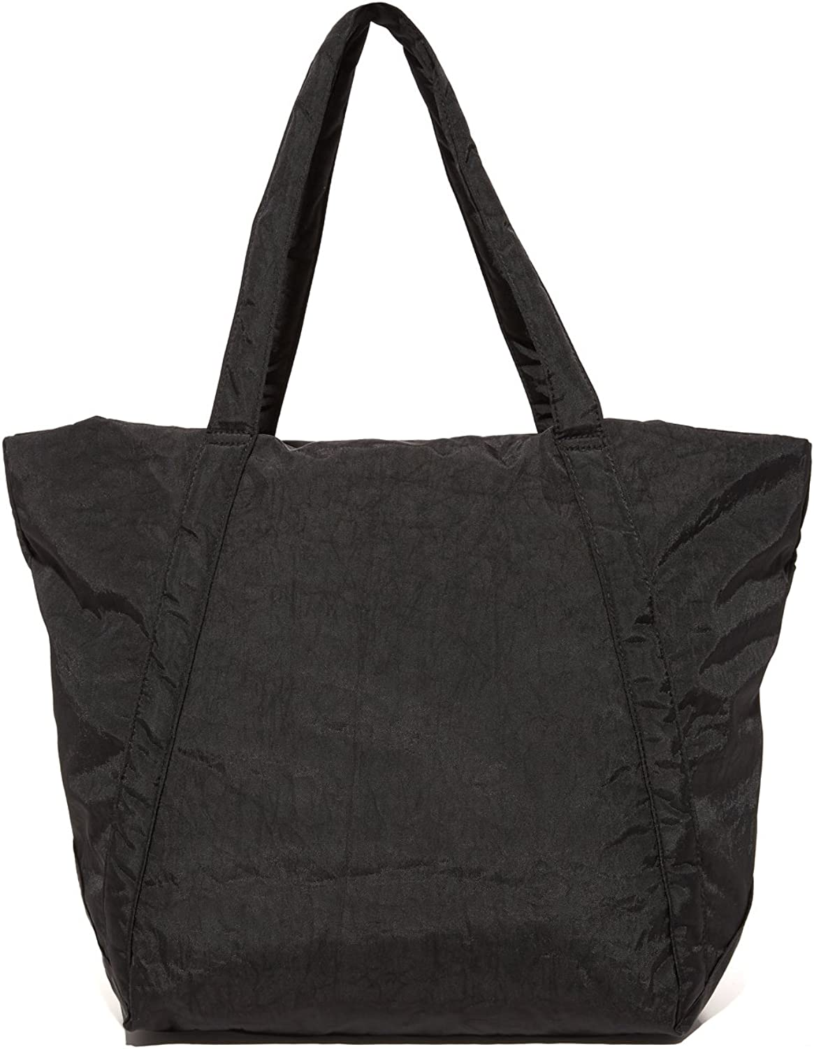BAGGU Cloud Bag, Lightweight Nylon Packable Tote for Travel or Everyday Use