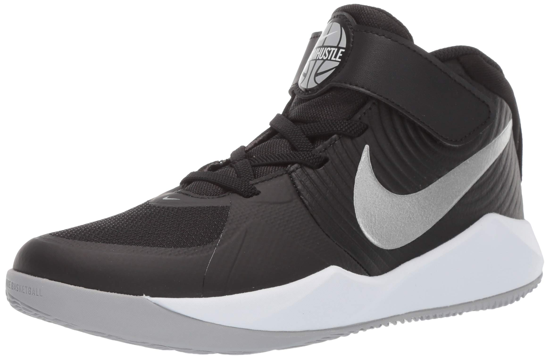 Nike Kids' Team Hustle D 9 (Ps) Sneaker