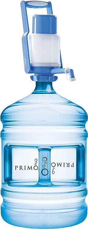 Water Stop Valve Bottled Drinking Water Pump Hand Press Manual Dispenser  K L