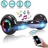 Amazon.com: UNI-SUN Off Road Hoverboard, Bluetooth ...