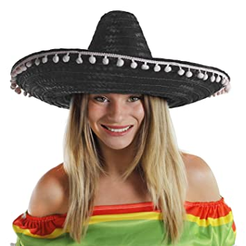93+ Amazon Com Windy City Novelties Sombrero Hat For Adults 22 Inch ... 86739aef99cb
