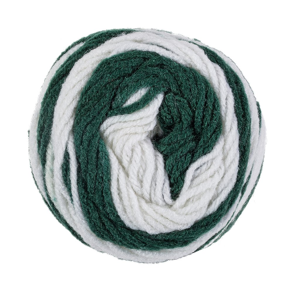 Amazoncom Red Heart Team Spirit Yarn Greengold Arts Crafts