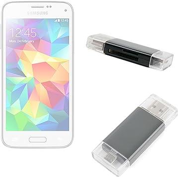 DURAGADGET Pendrive ¡2 En 1! para Samsung Galaxy S5 Mini SM-G800F: Amazon.es: Electrónica