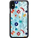 ikins iPhone XS/X 壳 天然贝壳 Poppin Rock(ikins Poppin Rock)5.8英寸 苹果 盖 无线充电对应【日本正规代理店商品】 I13941i58