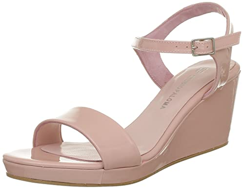 By Shoes , Sandali Donna, rosa (Rose), 39